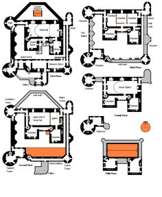 1000 images about medieval castle fortified settlement for 11th century castles floor plan
