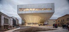 Cultural Center in Castelo Branco, Portugal - Castelo Branco, Portugal - 2013 - Mateo Arquitectura