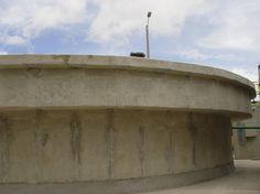 Planta de tratamiento de aguas residuales ALPINA - Construcción de edificios, tanques,  bases y obras complementarias de la obra. Año de construcción: 2008 Ciudad: Sopó, Cundinamarca, Colombia. Cliente: Alpina Productos Alimenticios S.A.