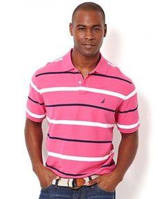 6a756518decd8 Nautica Shirt Stripe Deck Fashion Polo Shirt - Mens Polos - Macys   men spoloshirts  men s  polo  shirts  lacoste