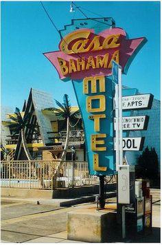 Casa Bahama, Wildwood Crest, NJ (motel) -- Tiki Central