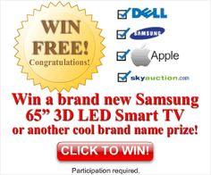 Free Lotto – TV Prize