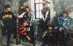 BTS- Jungkook, Jimin, J-Hope, Rap Monster, Suga and Taehyung