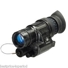 US Night Vision (USNV) PVS-14A Auto Gated Military Spec Gen 3 Monocular (000499)