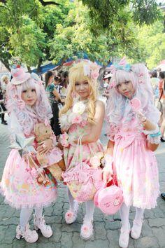Fairy Kei Japanese Style -( Again...a little over the top??)
