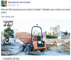WEBSEGUR.com: EL AYUNTAMIENTO DE CALAFELL A PLENO RENDIMIENTO, Q...