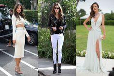 modelos looks street style top 10 moda tendencias alessandra ambrosio