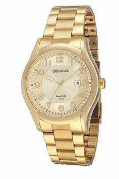Relógio Feminino Seculus Social 28192GPSTDA2