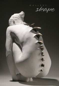 Sculptor Youjin Lee's (born in 1968 in Seoul, South Korea)