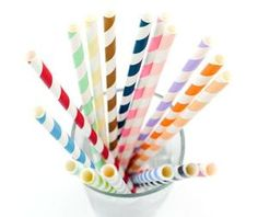 30x Cute 3D Pineapple Straw Flexible Plastic Drinking Straws Pool Party Decor RS