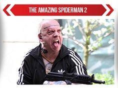 """Nuevas fotos de """"Amazing Spiderman 2"""""""