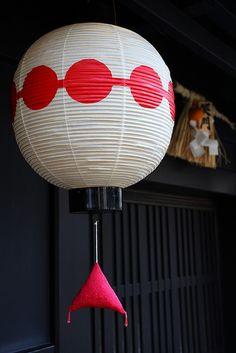 chouchin lantern #japan #kyoto