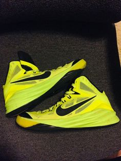 huge discount 5e61d 943c4 Nike Hyperdunk 2014 Mens Athletic Basketball Shoes Size 9 Volt Neon Black   fashion  clothing  shoes  accessories  mensshoes  athleticshoes (ebay link)