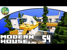 Minecraft Modern House 54 Showcase - Minecraft Servers View