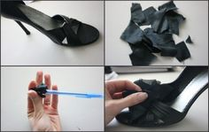 refashion scarpe