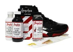To Make Mark's Sneakers for X-Mas HOW TO MAKE CUSTOMS