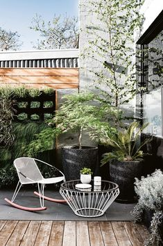 techne architects / bell street house, richmond #garden #contemporarygarden #outdoorliving