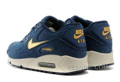 http://www.yesnike.com/big-discount-66-off-nike-air-max-90-mens-blue-gold-black-friday-deals-2016xms1788.html BIG DISCOUNT ! 66% OFF! NIKE AIR MAX 90 MENS BLUE GOLD BLACK FRIDAY DEALS 2016[XMS1788] Only $50.00 , Free Shipping!