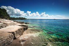 Golden Cape Beach, Rovinj | Travel Croatia Guide