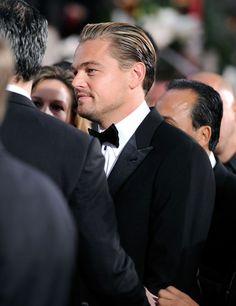 Leonardo DiCaprio .