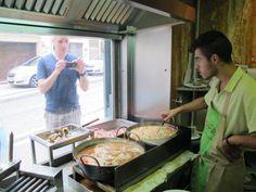 Zu viel Fleisch zum Essen. Fotografieren klappt. Foto: Doris Portugal, Porto, Meat, Essen