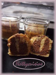 Je vous propose aujourd'hui une recette que les filles réalise souvent pour le gouter, c'est une recette très rapide à préparer et avec l'a... Cooking Humor, Cooking Chef, Cooking Recipes, Dessert Pots, Mousse, Sweet Cakes, Mini Cakes, Entrees, Muffin