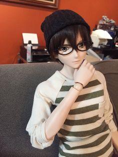 Smart Doll Eiji Seiun by banikazu