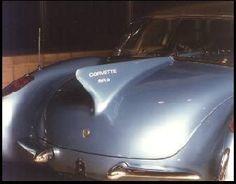 Chevrolet Corvette SS 1957