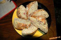 Česnekový chleba s anglickou