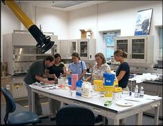 Maryland Archaeological Conservation Lab