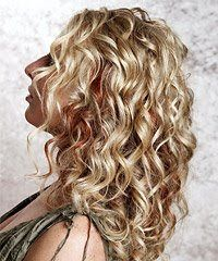 hair style with curly hair pics of wave perms hairstyles in 2019 wave perm 7078 | 323ed0644a60f7078c9cdf7c20040165 long curly haircuts curly prom hairstyles