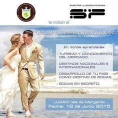 Diplomado Destination Wedding Venezuela Isla Margarita www.inibep.com Créditos academicos sumatorios al master Wedding