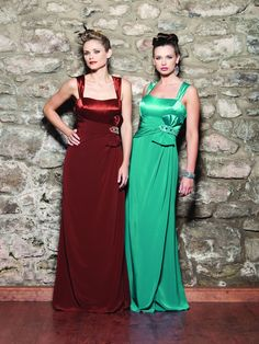 Silky Crepe Square Neckline Pleated Cummerbund Bodice A-line Bridesmaids Dress