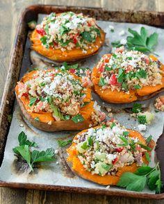 quinoa sweet potato
