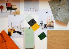 Kleur- en materialenadvies voor een postkantoor dat wordt omgetoverd tot een fijn familiehuis. Geïnspireerd op de kleurrijke Memphis stroming van de jaren '80 staan spelen, creativiteit en knusheid centraal in dit ontwerp.