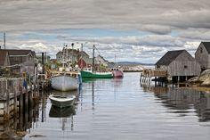 Nova Scotia Fishing Villages   Nova Scotia's Best Family Resorts