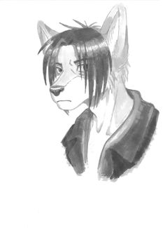 portrait of Spike by oomizuao on deviantART