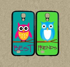 Samsung galaxy s4,Samsung galaxy s3,Samsung galaxy Note 3,Samsung Note 2 case,Samsung S3 mini case,Samsung S4 mini--Best Friends,in plastic. by Ministyle360, $29.99