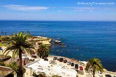 La Jolla Video - So beautiful, It's almost unreal http://ordinarytraveler.com/articles/la-jolla-video-beach