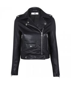 HIDE CHRISTA BIKER JACKET