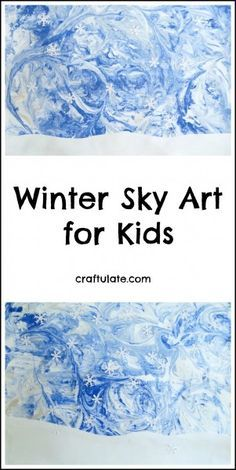 Make beautiful art out of simple materials