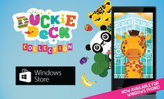 Duckie Deck Collection | Windows Phone | iPad | Android | kidsapp http://www.duckiedeck.com/apps/collection
