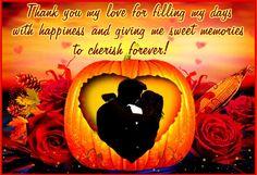 thanksgiving ecards romantic