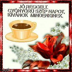 Good Morning, Tea Cups, Facebook, Tableware, Buen Dia, Dinnerware, Bonjour, Tablewares, Dishes