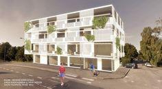 Helsinki-kerrostaloja lähtee kehittämään neljä yritystä - Rakennuslehti
