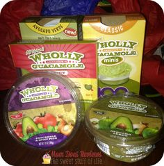 Enter to #Win $50 in Wholly Guacamole Products! #whollyguacamole - ends 8/14 US Only