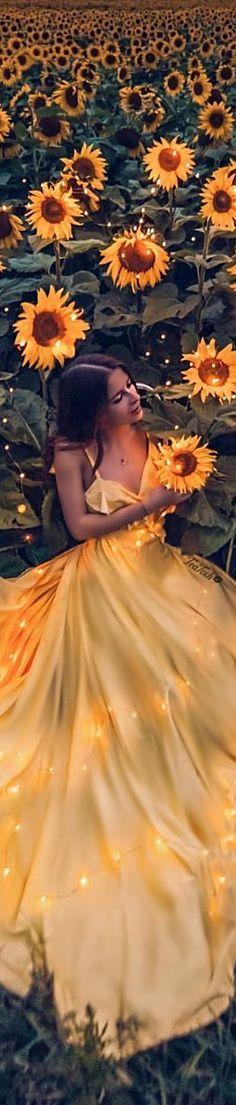 Sunflower Garden, Sunflower Fields, Sunflowers, Gates, Mother Nature, Flower Power, Ball Gowns, Sunshine, Cottage