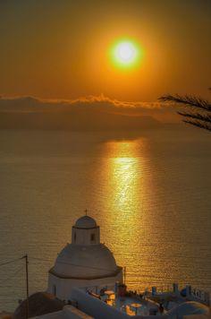 Santorini   por Gedsman GRECIA