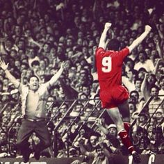 Liverpool legend Ian Rush He's LFC's record goalscorer scoring 346 goals in 660 appearances