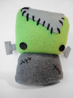 Frankenstein stuffie
